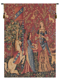 The Smell  L'odorat European Tapestry