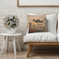Monet's Mansion European Cushion Cover