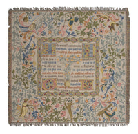 Fairy Tale I European Throw