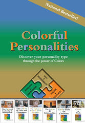 The Complete Colors Set (All 7 books at 30% discount)