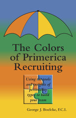 Colors of Primerica Recruiting