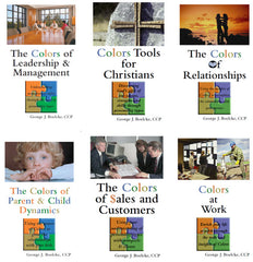 All Six Colors Booklets Set (30% discount)