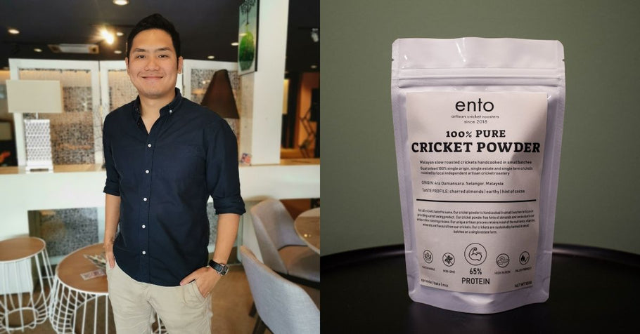 Despite A Failed Kickstarter Campaign, M'sian Startup For Insect Protein Gets Seed Funding