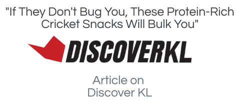 discover kl article about ento crickets