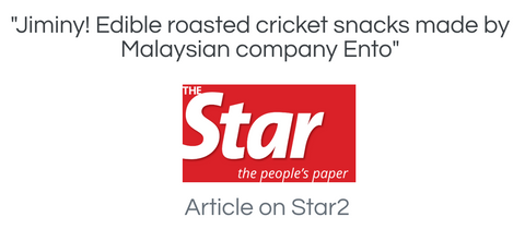 the start article about ento crickets