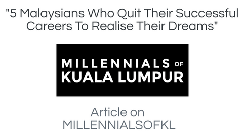 MILLENNIALSOFKL article about ento crickets