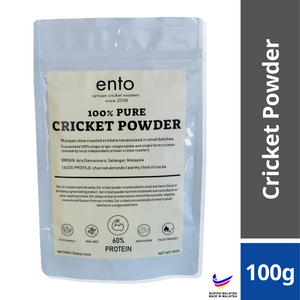 ento 100% Pure Cricket Powder 1kg