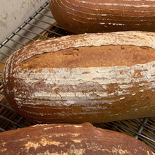 Load image into Gallery viewer, TCD x ento High Protein Rye & Caraway Loaf