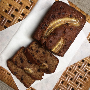 Zoé x ento High Protein Banana Bread (2 loaves x 760g)