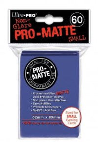 ProMatte Small Sleeves – Blue