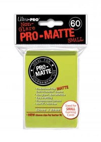 ProMatte Small Sleeves – Light Green