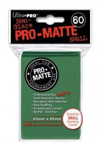 ProMatte Small Sleeves – Green