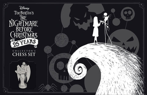 Chess - Tim Burton's The Nightmare Before Christmas