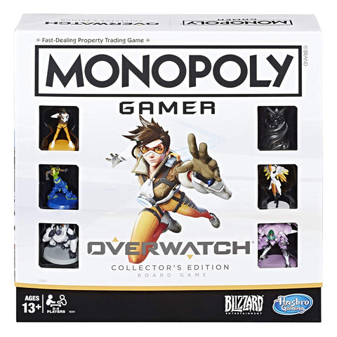 Monopoly: Overwatch