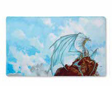 Dragon Shield Playmat Silver