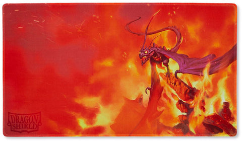 Dragon Shield Playmat Matte Orange