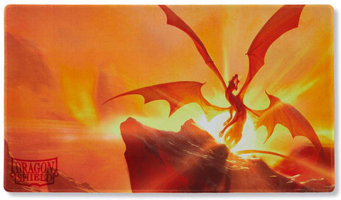 Dragon Shield Playmat Matte Yellow