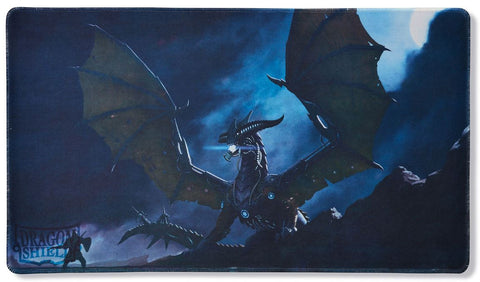 Dragon Shield Playmat Matte Jet