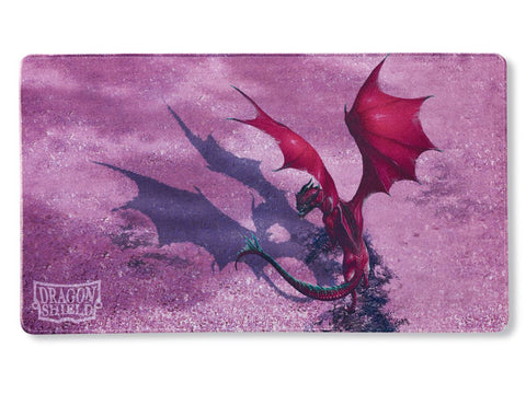 Dragon Shield Playmat Magenta