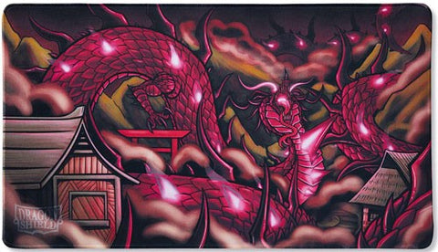 Dragon Shield Playmat Matte Magenta Demanto
