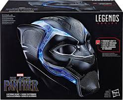 Marvel: Black Panther Helmet Legends Gear