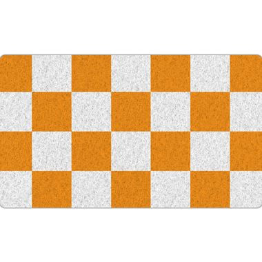 The Noisey Checkerboard Playmat