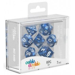 RPG Set Marble - Blue (7)