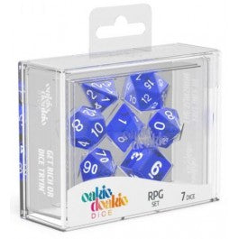 RPG Set Translucent - Blue (7)