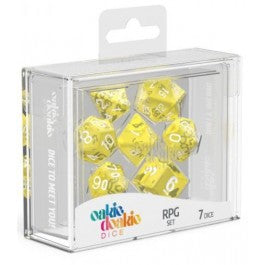 RPG Set Translucent - Yellow (7)