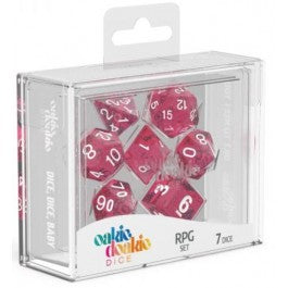 RPG Set Speckled - Pink (7)