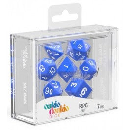 RPG Set Speckled - Blue (7)