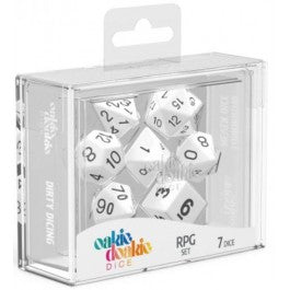 RPG Set Solid - White (7)