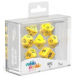 RPG Set Solid - Yellow (7)