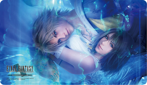 Final Fantasy Tcg: Ffx Playmat