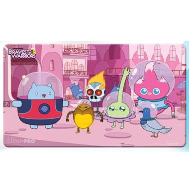 Ultra Pro Playmat Bravest Warriors Away Team
