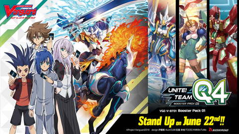 V Booster Set 01: Unite! Team Q4