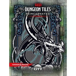 Dungeons & Dragons: 5th Edition - Dungeon Tiles Reincarnated: City