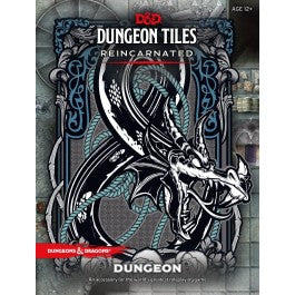 Dungeons & Dragons: 5th Edition - Dungeon Tiles Reincarnated: Dungeon