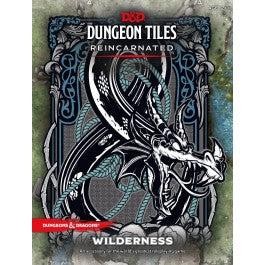 Dungeons & Dragons: 5th Edition - Dungeon Tiles Reincarnated: Wilderness