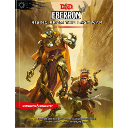 D&D 5th Edition: Eberron - Rising from the Last War