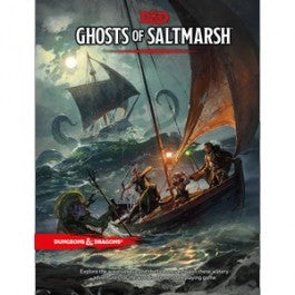 D8D Adventure: Ghosts of Saltmarsh