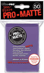 ProMatte  Standard Sleeves - PURPLE