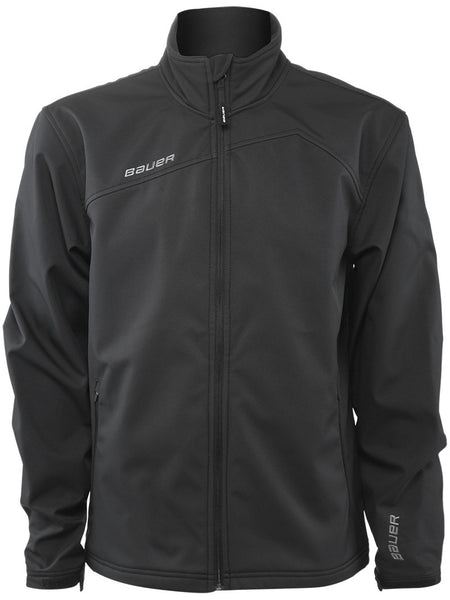 Bauer Soft Shell Full Zip - Senior