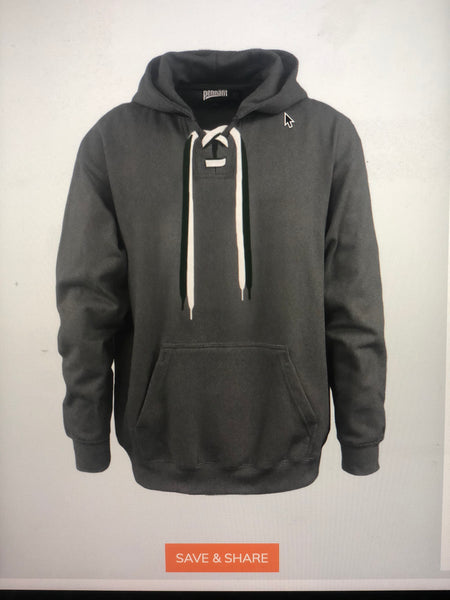 MYHL Pennant Faceoff Hoodie With Laces
