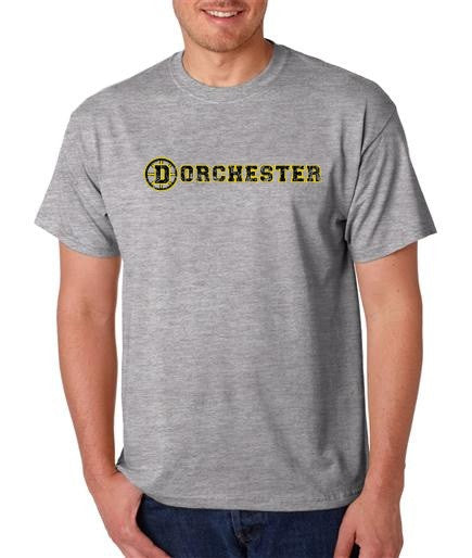 Dorchester SS Grey Tees