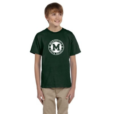Marshfield Youth Hockey Tee Shirts