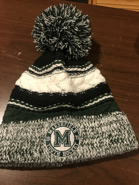 Marshfield Youth Hockey Pom Pom