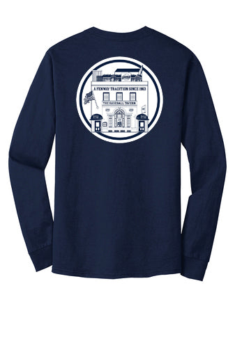 Baseball Tavern LS Tees