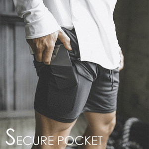 BUY 2 FREE SHIPPING!! Secure Pocket Shorts (LAST DAY 65% OFF)