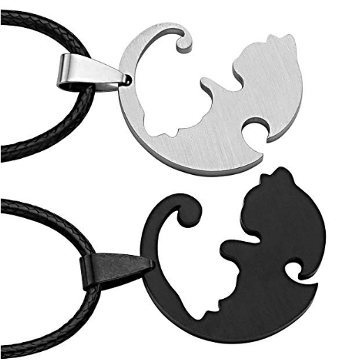 [Limited Time Discounted]Cat Couple's Charms